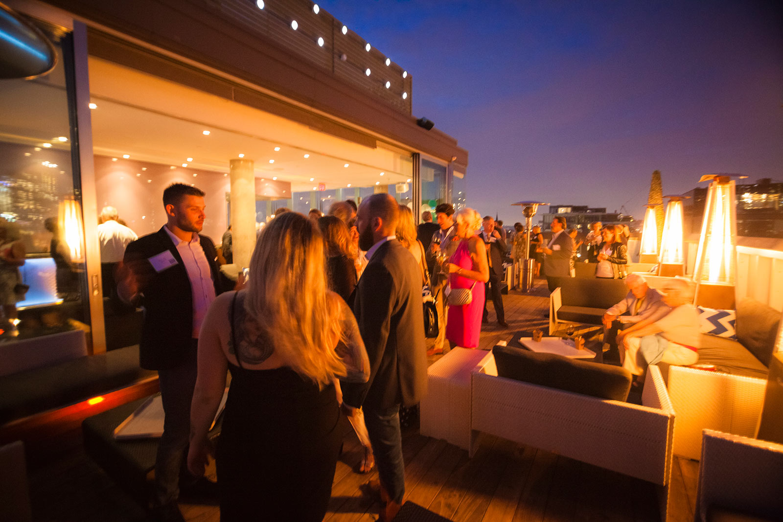 Thompson Rooftop Summer Social - Lome Irwin